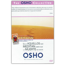 Dvd - The Osho Collection - Solo Aquellos Que Meditan
