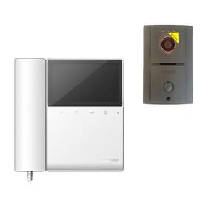 Kit Interfon Video Portero Commax Cdv43k2