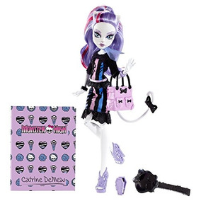 Monster High Nuevo Scaremester Catrine Demew Muñeca De Moda