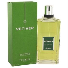 Perfume Guerlain Vetiver Edt Masculino 50ml