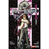 Manga Death Note Tomo 1. Panini Manga. Nuevo