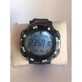 Relógio Masculino Esportivo Original Atlantis