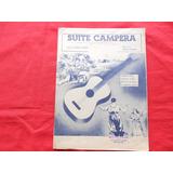 Gragorio Rodriguez / Suite Campera / Para Guitarra