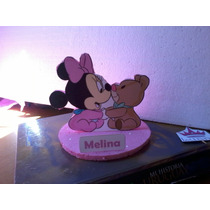 Centros De Mesa Infantiles Cumpleaños De Minnie