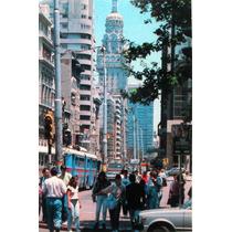 Antiguas Tarjetas Postales De Montevideo Lote De 7