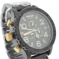 Relógio Y5227 Nixon Preto Dourado Men´s 51-30 +garant