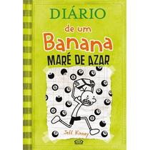 Diario De Um Banana, V.8 - Mare De Azar Livro