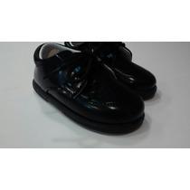 Zapato Zapatito Charol Bebe Nene Fiesta Cortejo Bautismo
