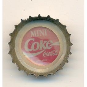 *sll* Antiga Tampinha - Mini Coke - Coca Cola