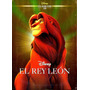 Dvd El Rey Leon ( The Lion King ) 1994 - Rob Minkoff