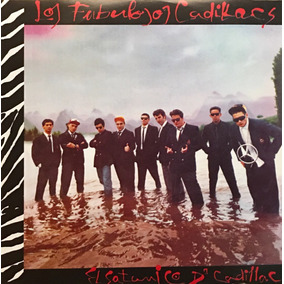 Cd Los Fabulosos Cadillacs El Satanico Dr Cadillac