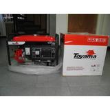 Planta Electrica Generador A Gaolina 2.4 Kw Toyama