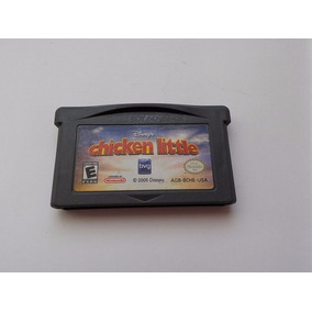 Chicken Little Gba Game Boy Advance En Game Reaktor