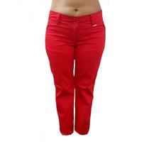 Pantalon De Vestir Tiro Medio 6 Botones