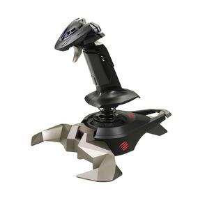 Joystick Manche Madcatz Cyborg V1 Pc Simulador Voo