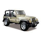 Auto A Escala 1:27 Maisto Edicion Especial Jeep Envio Gratis