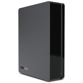 Disco Duro Externo 6 Tb Toshiba Original 3.0 Canvio Basics