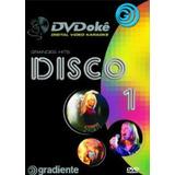 Dvd Dvdoke Disco Vol.1 - Digital Na Compra Deste Ganha 1 Dvd