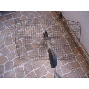 Antena Wireless Externa Parábola De Grade