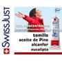 Tomillo Crema Just Producto Zuizo Cura Tos Gripa Libera