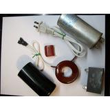 Capacimetro Accesorio Amperimetro Y Cd Aprenda Refrigeracion
