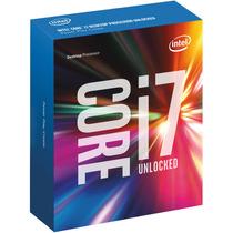 Processador Intel Skylake Core I7 6700k 4.0ghz 8mb *saldão*