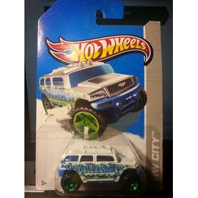Hot Wheels 1/64 2013: Rockster Hw City 037/250 / Novo (a)
