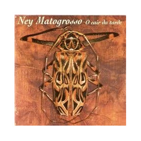 Ney Matogrosso O Cair Da Tarde[cd Novo De Fabrica]