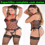 Fantasia Espanhola Espartilho Sensual Sexy