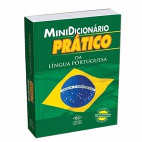 Mini Dicionario Português , Inglês Ou Espanhol Atacado