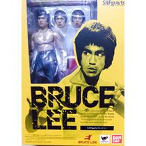 Bruce Lee Figura S.h. Figuarts Bandai