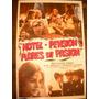Afiche Original Hotel Pension Flores De Pasion Nastassja Kin