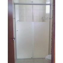 Box Para Banheiro Vidro Jateado Temperado 8mm
