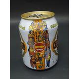 Lata Decorativa De Cerveza Con La Imagen De Mistura 2013