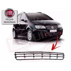 Grade Inferior Parachoque Dianteiro Fiat Idea 06-10 Origin.