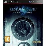 Resident Evil Revelations Ps3 Español Lgames