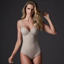 Body Cinta Modeladora Feminina Pos Cirurgia Redutora C/ Bojo