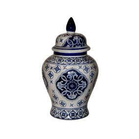 Jarron Florero Decoraivo 2 Pieza Ceramica Decoracion Bm Home