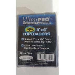 Toaploaders - Protetor De Cartas Ultra Pro Pacote Com 35