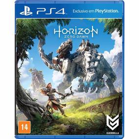 Horizon Zero Dawn - Ps4 - Midia Fisica - Novo Lacrado