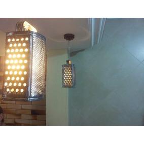 Luminária Ralador De Cozinha