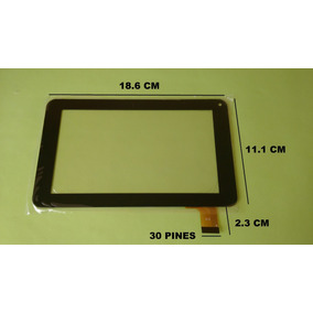 Touch De Tablet Tech Pad Xtab785 Flex C186111b1 Fpc689dr 86v