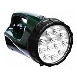 Lanterna De Mão Tocha Recarregável 1500 Velas -300m Guepardo