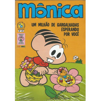Turma Da Monica Colecao Historica 40 - Bonellihq Cx309 C17