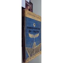 A Companheira De Viagem - Fernando Sabino - 1ª Edição