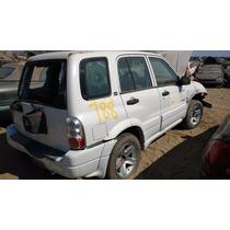 Chevrolet Tracker 2004 Susuki Vitara Por Partes Refacciones