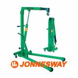Grua Hidraulica Para Motores 1 Tonelada Jonnesway Nueva