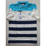 Camiseta Tipo Polo Beverly Hills Polo Club Colección 2016