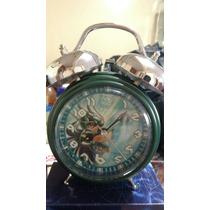 Reloj Despertador Saint Seiya Caballeros Del Zodiaco