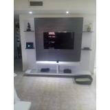 Mueble Repisa Minimalista Tv Aéreo. Modernos